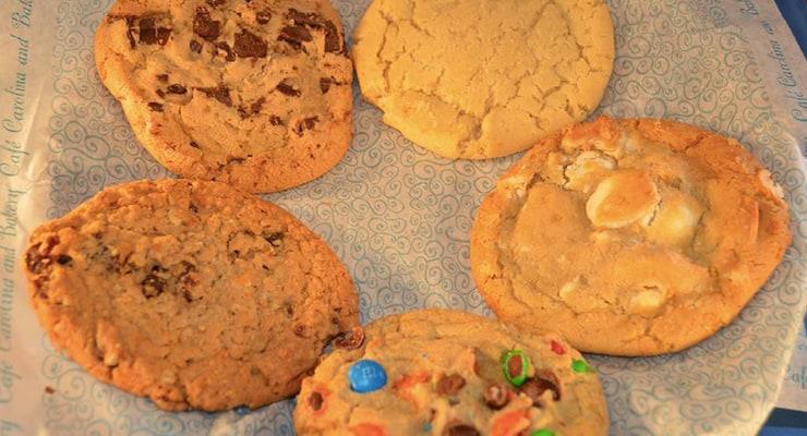 Cafe Carolina Cookies