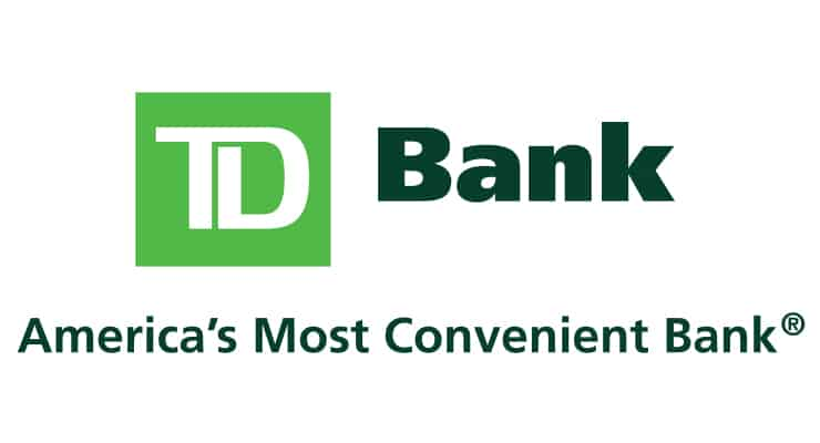 TD Bank Logo for Homepage Story