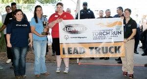 2015 Truck Convoy Lead Truck