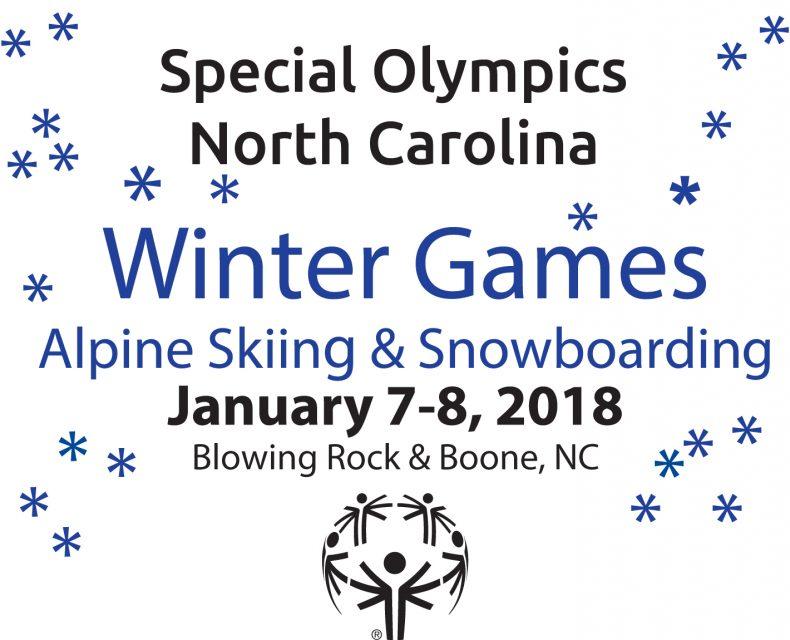 2018 SONC Winter Games logo