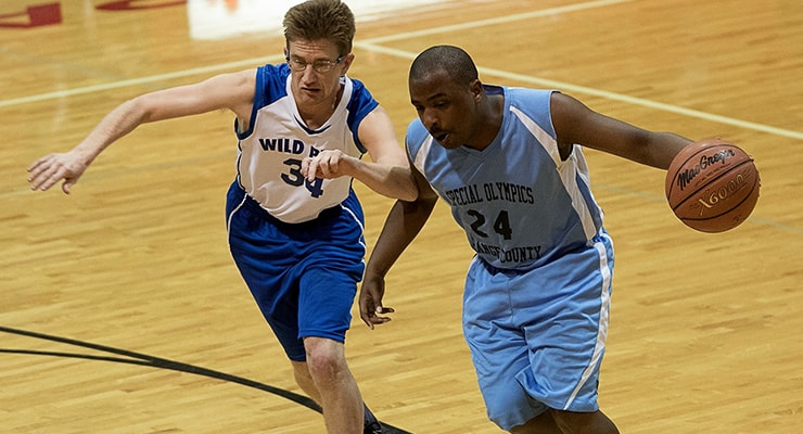 Basketball Sport Page Image