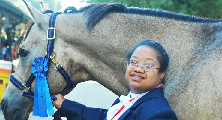Equestrian Tournament Header