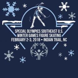 2018 SE Ice Skating Logo