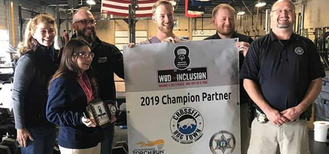 2019 WOD for inclusion champions